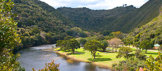 Garden Route National Park, SANParks, www.south-africa-info.co.za