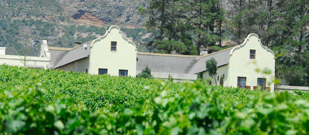 Franschhoek Accommodations