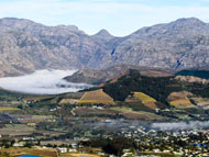 Franschhoek Photo Gallery